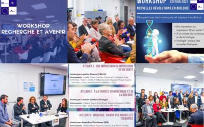 Workshop REA : 3 tables rondes qui s'annoncent passionnantes